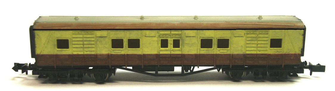 ARCHN0019 Conversion Kit For Dapol Siphon G Maunsell Van B S2464S As Converted Sir Winston